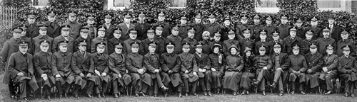 The first High Council was convened in 1929